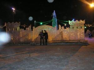 Зимний Магнитогорск